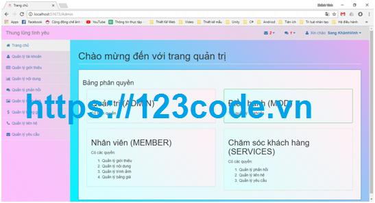 Source code quản lý điểm du lịch MVC ASP.NET. JavaScript  full báo cáo