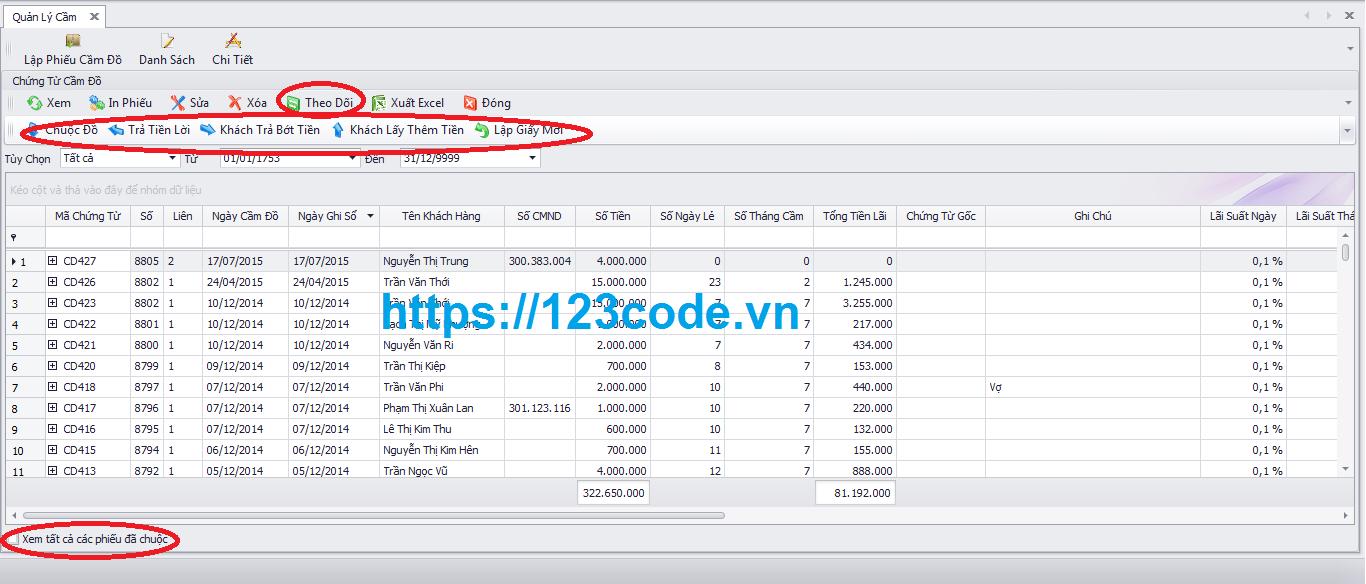 Tải source code đề tài quản lý tiệm cầm đồ c# full báo cáo1