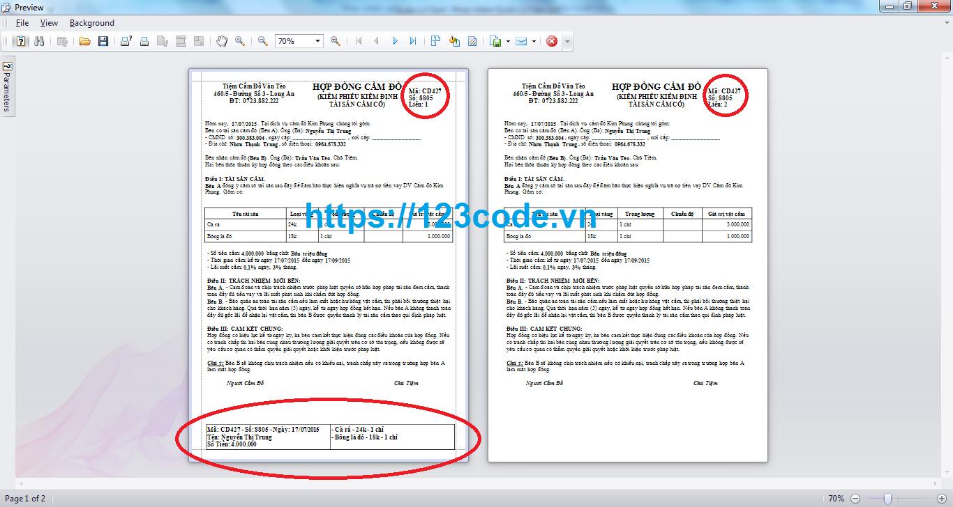 Tải source code đề tài quản lý tiệm cầm đồ c# full báo cáo