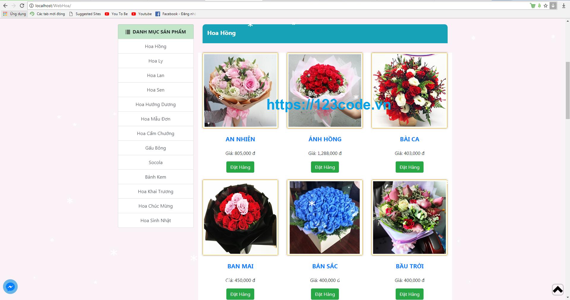 Tải full source code website bán hàng php thuần hoàn chỉnh cực đẹp