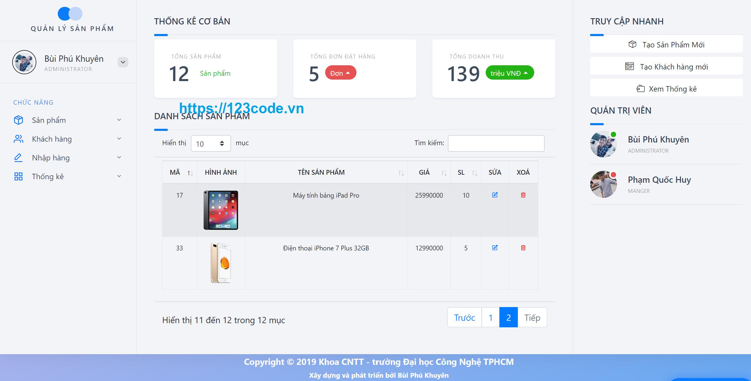 Tải source code website bán hàng viết bằng asp.net hoàn chỉnh 1