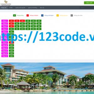 Đồ án thực tập quản lý khách sạn ASP.NET có báo cáo