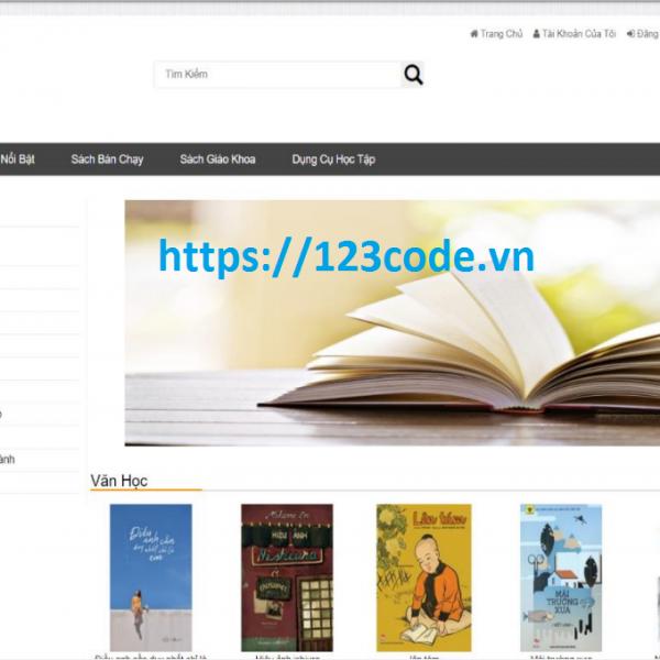 Báo cáo và Code website bán sách online asp.net - mvc ( Báo cáo tốt nghiệp)