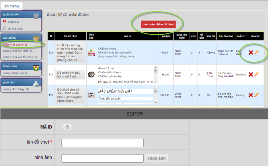 Full source code và báo cáo website bán hàng php - Báo cáo tốt nghiệp