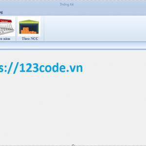Đề tài quản lý kho hàng c# đầy đủ code và báo cáo