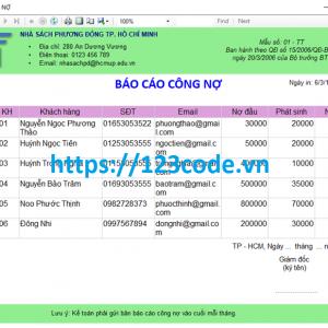 Đồ án quản lý bán sách c# đầy đủ code và báo cáo