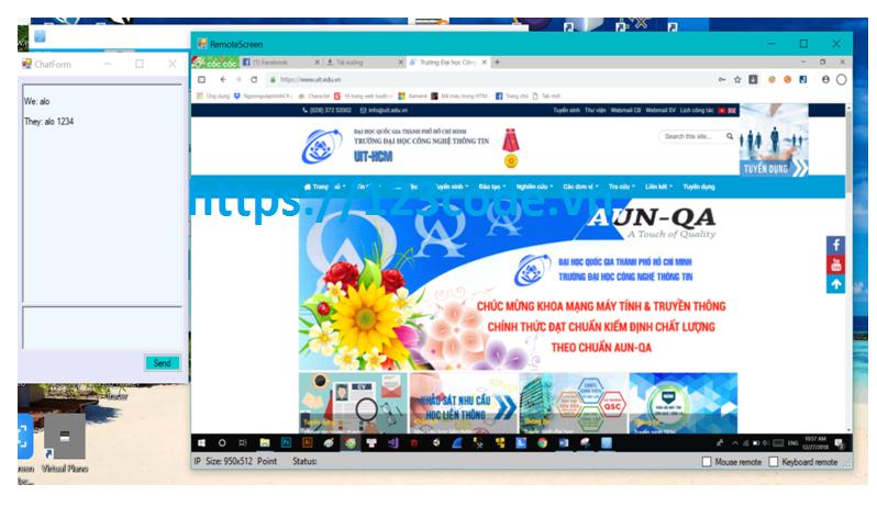 Chia sẻ phần mềm điều khiển máy tính từ xa ULTRAVIEW c# full báo cáo