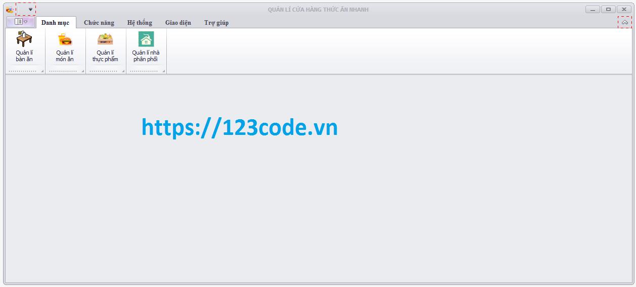 Chia sẻ source code quản lý cửa hàng ăn c# full code data mysql