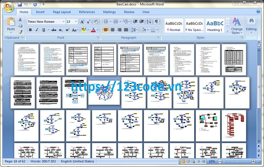 Báo cáo kèm source code quản lý học sinh trung học phổ thông c#