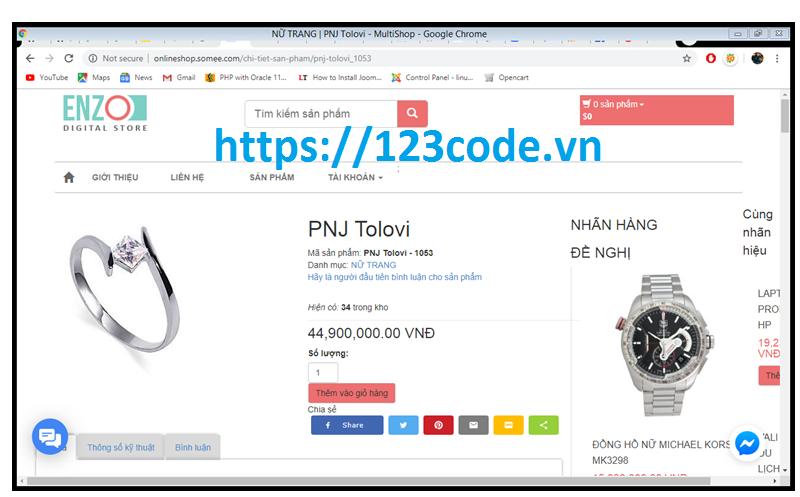 Đề tài website thương mại điện tử asp.net mvc full báo cáo