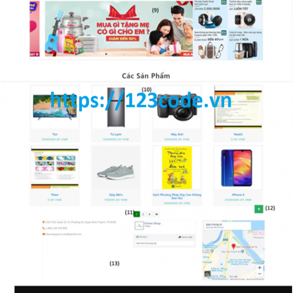 Tiểu luận chuyên ngành website bán hàng asp.net mvc full báo cáo