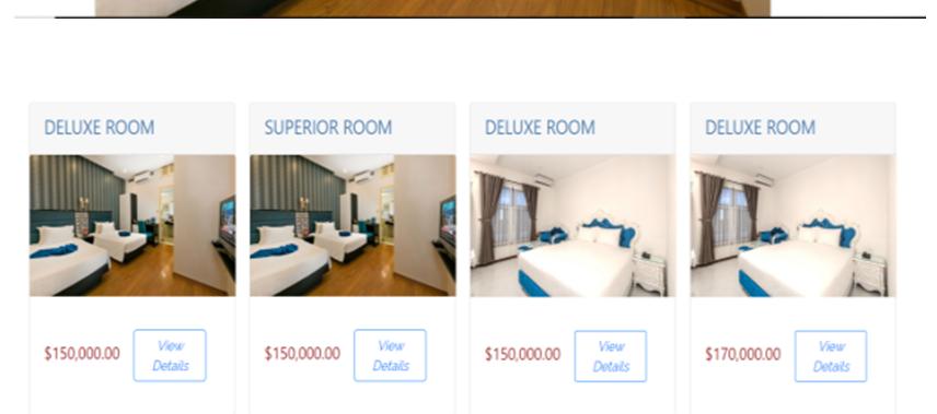 Đồ án quản lý đặt phòng khách sạn asp.net mvc có báo cáo