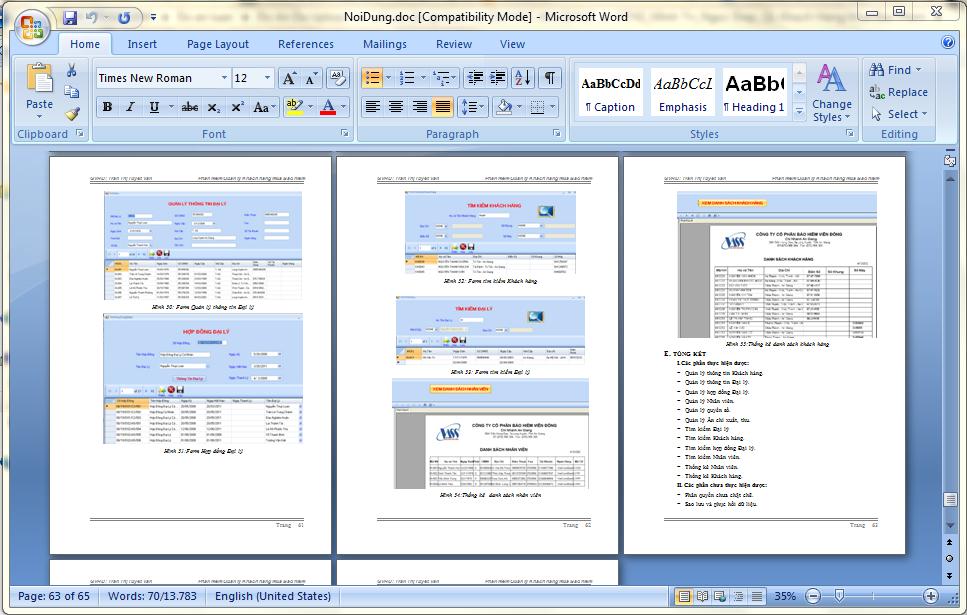 Luận văn tốt nghiệp phần mềm quản lý khách hàng c# sql có báo cáo