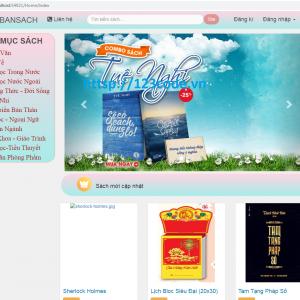 Source code đồ án website bán sách online asp.net mvc