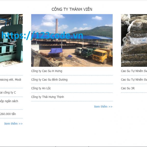 Tải miễn phí source code website giới thiệu công ty html - css - jQuery