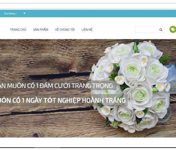 Tải source code website bán hoa online asp.net mvc có báo cáo siêu hay