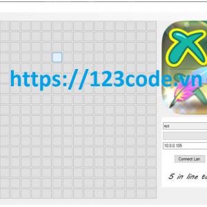 Chia sẻ miễn phí source code game cờ caro viết bằng c# siêu hay
