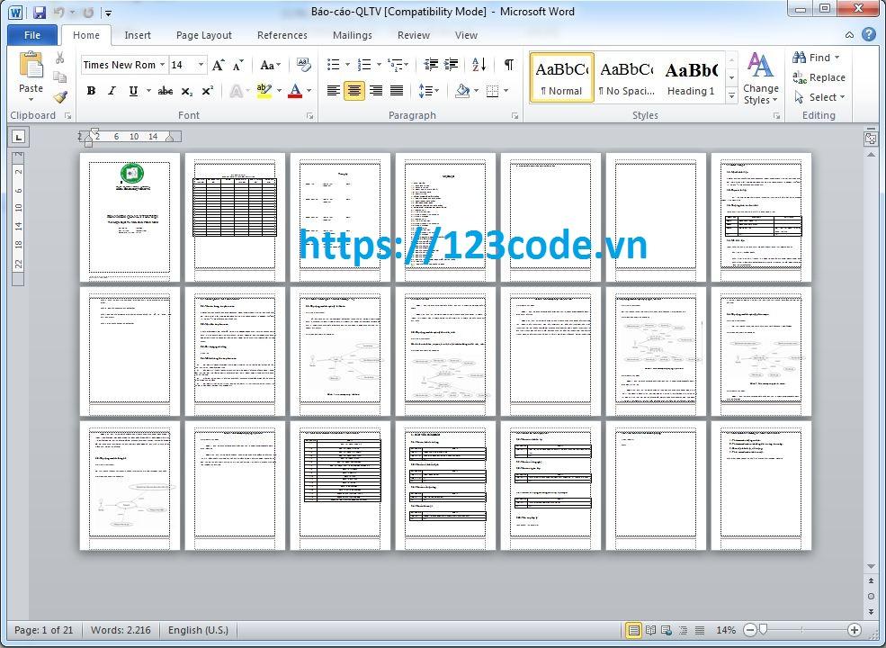 Code quản lý thư viện bằng c# SQL có báo cáo