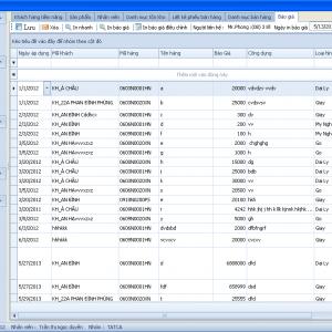 Share code báo cáo thực tập phần mềm quản lý khách hàng vb.net có báo cáo