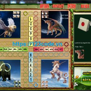 Share code game cờ cá ngựa viết bằng vb.net giao diện siêu đẹp