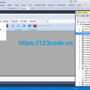 Share code phần mềm quản lý cửa hàng bán sách vb.net kết nối data access
