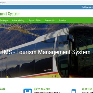 Tải miễn phí website quản lý khách hàng đặt Tour du lịch php thuần full code