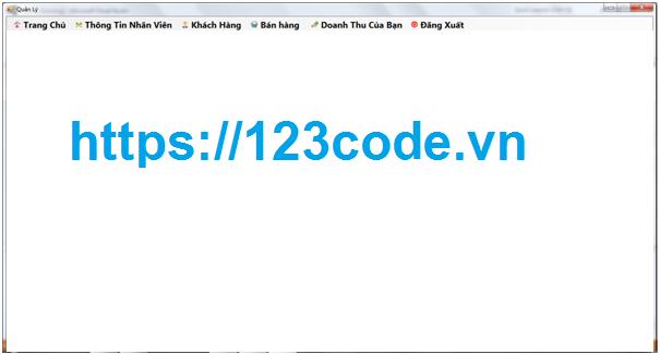 Báo cáo môn lập trình windows phần mềm quản lý bán hàng code c#